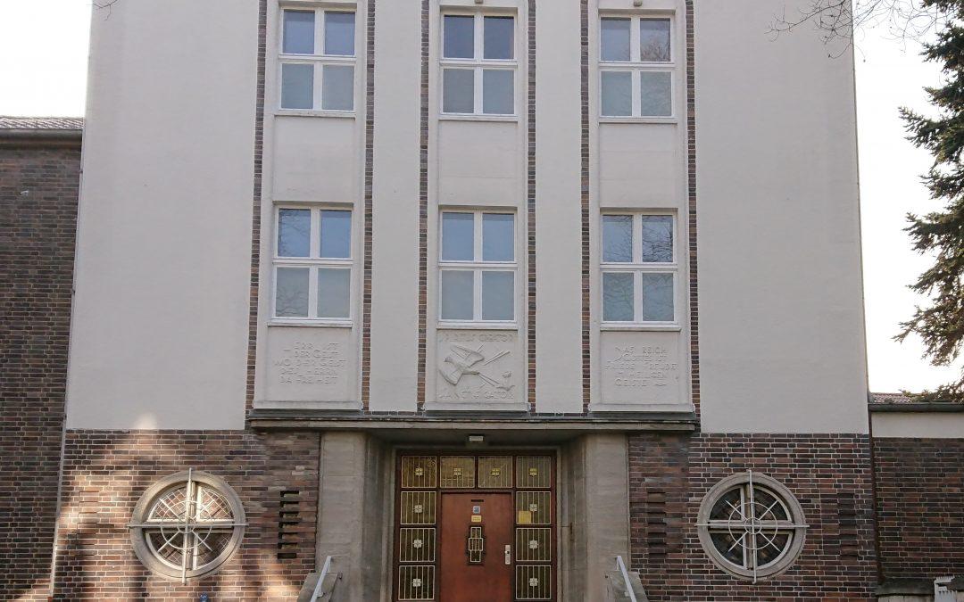 Gabriel-Projekt III: Kloster St. Gabriel in Berlin